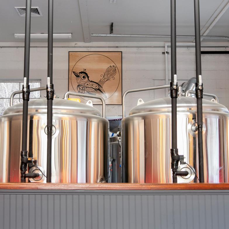 Odd Bird Brewery Stockton New Jersey